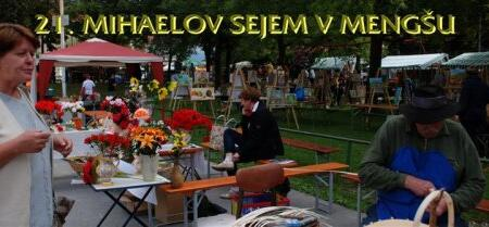 21. MIHAELOV SEJEM - 21. in 22. SEPT. 2013