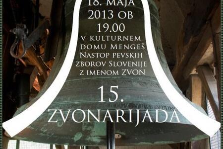 Nastop pevskih zborov Slovenije z imenom ZVO-18_5_2013 v KD Menges