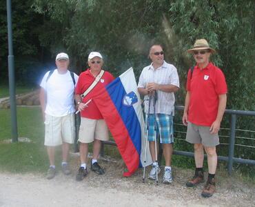 2. tradicionalni pohod po poteh Občine Mengeš,