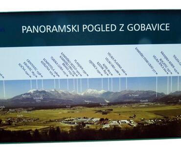 PANORAMSKI TABLI NA GOBAVICI