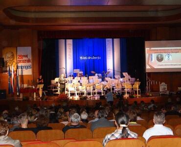 SLOVESNOST OB OBČINSKEM PRAZNIKU  in koncert veteranov MENGEŠKE GODBE