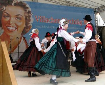 Predstavitev Občine Mengeš v Beljaku