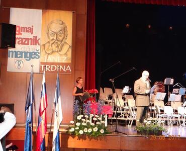 Osrednja slovesnost ob občinskem prazniku Občine Mengeš