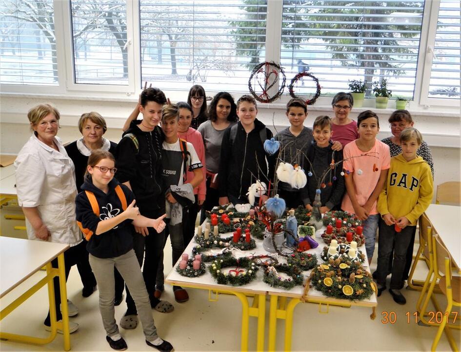 Turistično društvo Mengeš sodeluje tudi z Osnovno šolo Mengeš