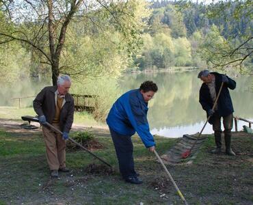Čistilna akcija v Občini Mengeš - od: 9. do 16. aprila 2011